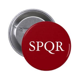 SPQR Badge