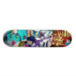 Spray: Can You Dig It? - Sk8 Art Deck Mural 21.6 Cm Skateboard Deck