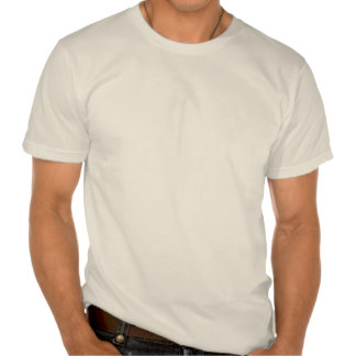 Spray free area sign t-shirt