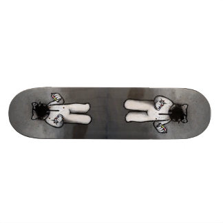 spray paint 21.6 cm skateboard deck