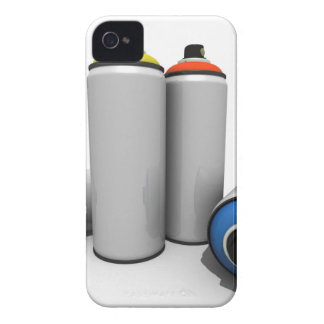 Spray Paint Cans iPhone 4 Covers