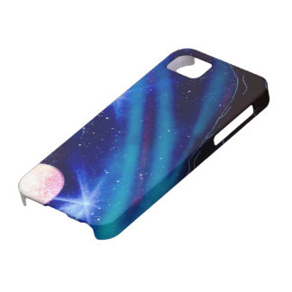 Spray paint galaxy case barely there iPhone 5 case