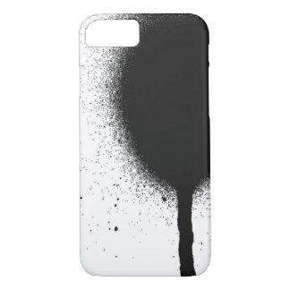 spray paint iPhone 7 case