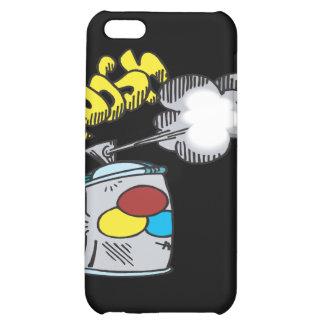 Spray Paint iPhone 5C Cases