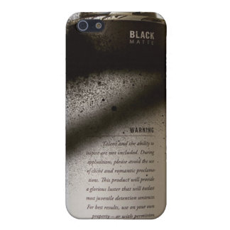 Spray Paint iPhone Case Case For iPhone 5