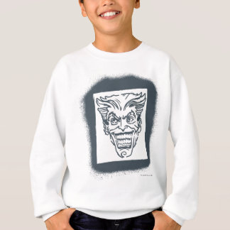 Spray Paint Joker Sweatshirt