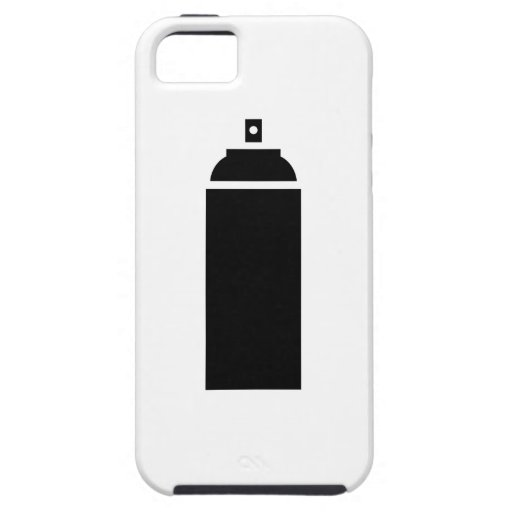 Spray Paint Pictogram iPhone 5 Case