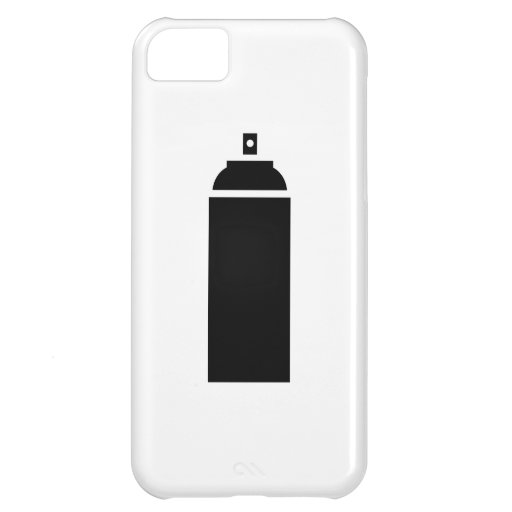 Spray Paint Pictogram iPhone 5C Case