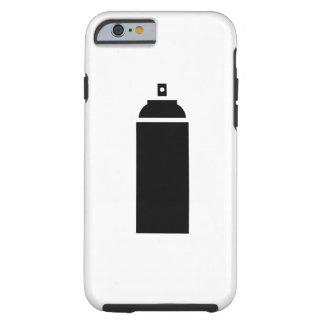 Spray Paint Pictogram iPhone 6 Case Tough iPhone 6 Case