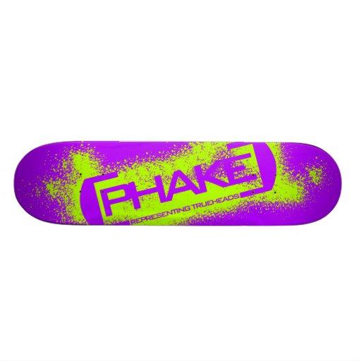 Spray Phake Skateboard