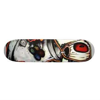 Spray Skate Deck