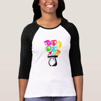 SPRAYCAN TIPS FLOWER VASE T-Shirt