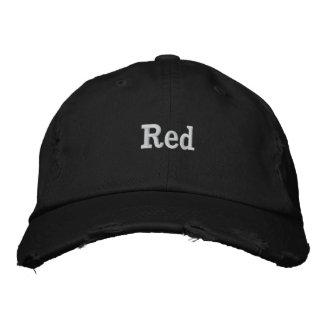 "Spraypaint Supernovas ""Red"" Cap"