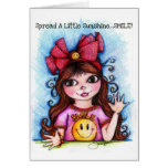 Spread A Little Sunshine! Greeting Cards