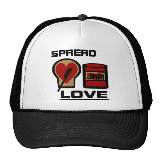Spread Love With Love Jam Bottle And WW Bread Cap