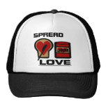 Spread Love With Love Jam Bottle And WW Bread Mesh Hat