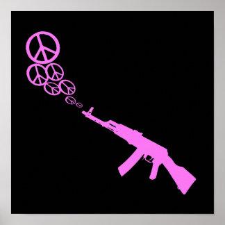 Spread Peace Print