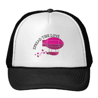 Spread the Love Mesh Hats