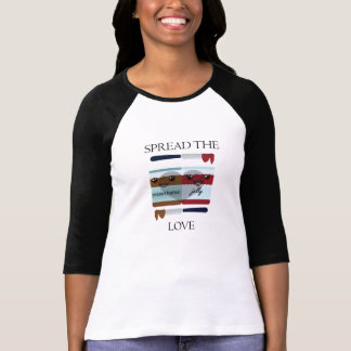 SPREAD THE LOVE JAR T-Shirt