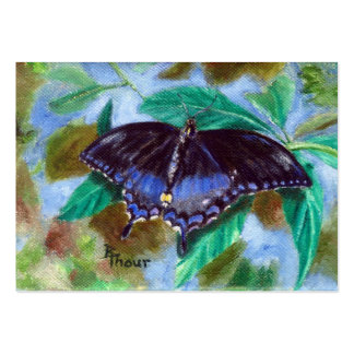 Spread Your Wings Butterfly Art Card Pack Of Chubby Business Cards