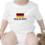 Sprechen Sie Deutsch? Baby Bodysuits