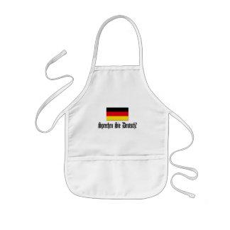 Sprechen Sie Deutsch? Kids Apron