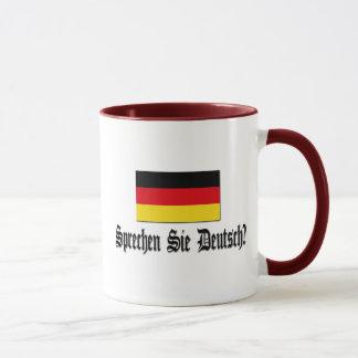Sprechen Sie Deutsch? Mug