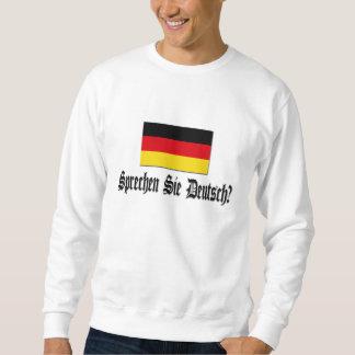 Sprechen Sie Deutsch? Pullover Sweatshirt