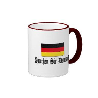 Sprechen Sie Deutsch? Ringer Mug