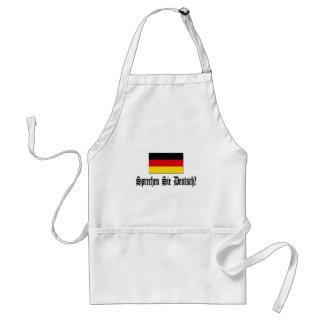 Sprechen Sie Deutsch? Standard Apron