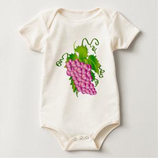 Sprig of Grapes Bodysuits