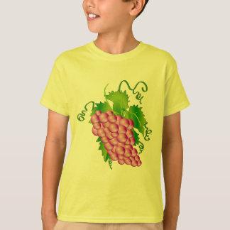 Sprig of Grapes T Shirt
