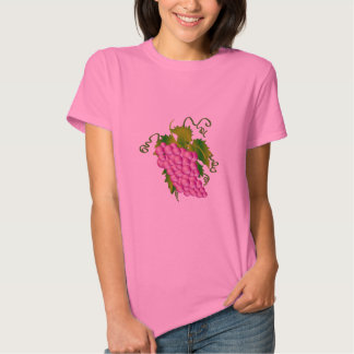 Sprig of Grapes Tee Shirt