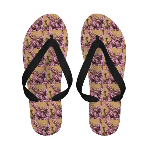 Sprigs of Heather Ladies Sandals