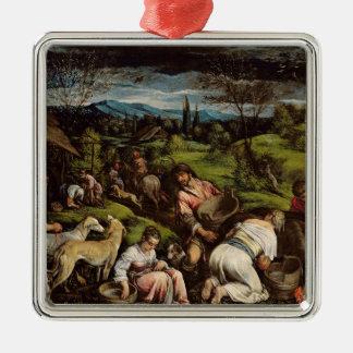 Spring, 1576 christmas ornament