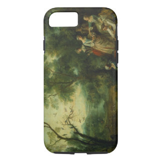 Spring, 1738 (oil on canvas) iPhone 8/7 case