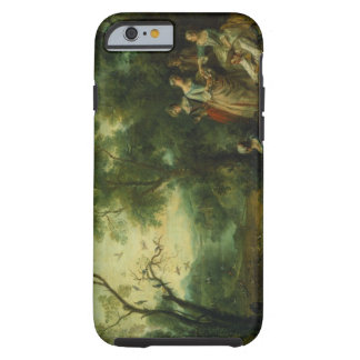 Spring, 1738 (oil on canvas) tough iPhone 6 case