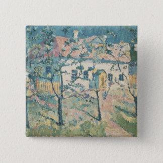 Spring, 1904 15 cm square badge
