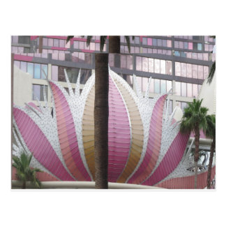 Spring 2014 Las Vegas CherryHILL NJ USA Skyline Post Card