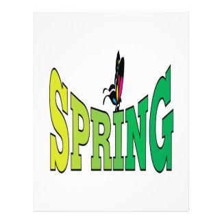 Spring 7 flyer
