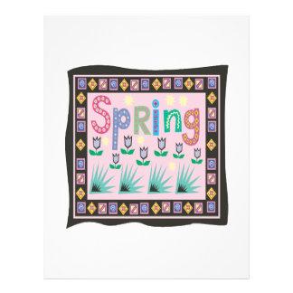 Spring 9 full color flyer