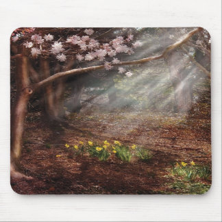 Spring - A Sign of Spring Mouse Pads