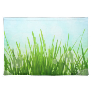 Spring Abstract Nature Background Place Mats