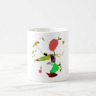 Spring Abstract Surrealism Design Mug