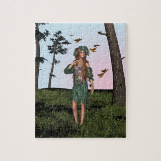 Spring and Butterflies Puzzles