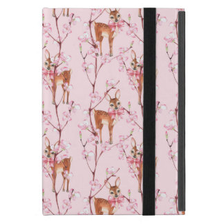 Spring and Fawns Cover For iPad Mini