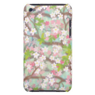 Spring Apple Blossoms iPod Touch Case
