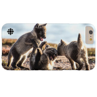 Spring - Arctic Fox Barely There iPhone 6 Plus Case