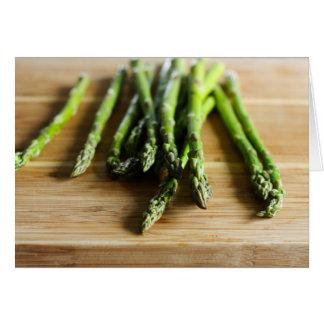 Spring Asparagus Card
