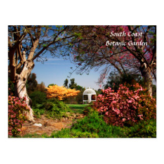 Spring at the Botanic Garden Post Card